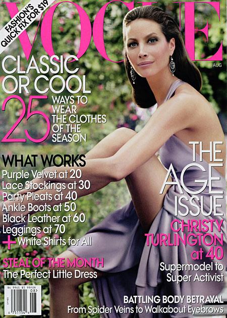 Vogue august