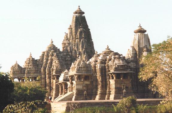 Khajuraho-Erotic-Temples