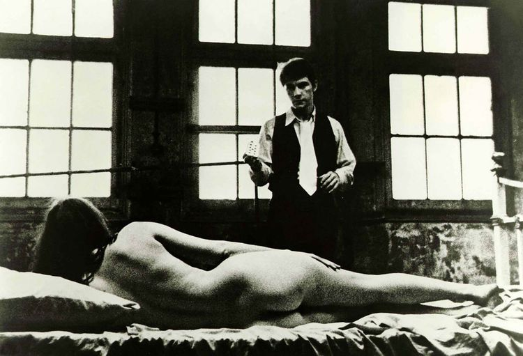 Zina Bethune and Harvey Keitel in Who's That Knocking at My