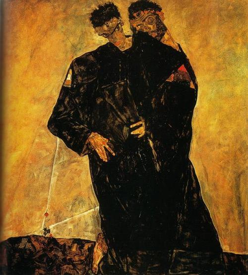 Los ermitaños - 1912