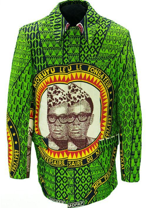 Mobutu-Sese-Seko-jacket-from-Congo-1987